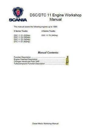 image p1 Scania DS14 workshop manual p1