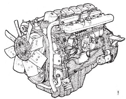 Scania diesel engine specs, bolt torques and manuals