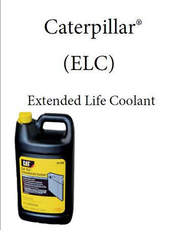 CAT extended life coolant