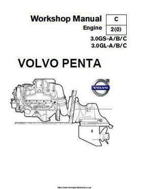 Volvo 3.0 GL GS workshop manual p1