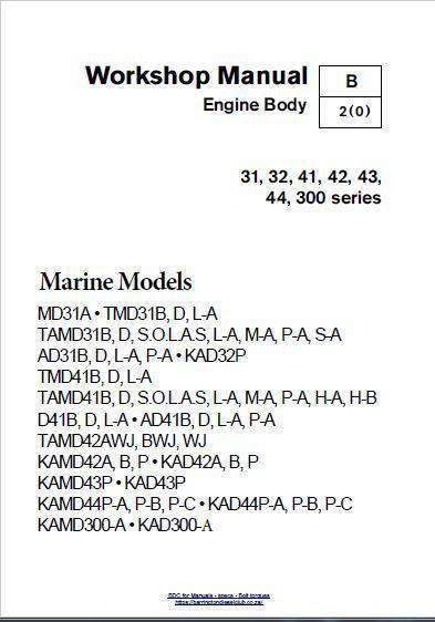 Volvo 31-32-41-42-43-44-300-wshop-manual workshop repair manual