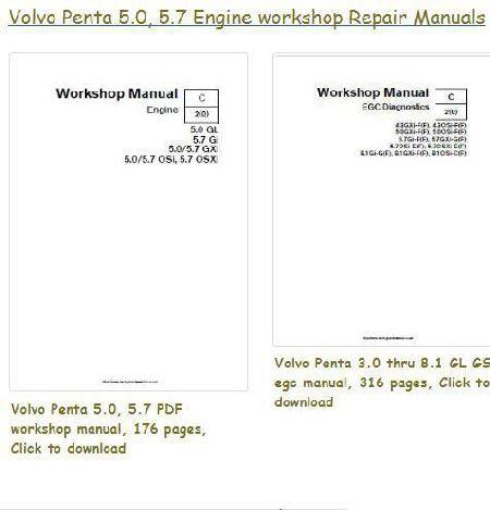 volvo penta 5 0 gi service manual sample user manual u2022 rh huelladakarbolivia com Volvo Penta Fuel Pump Relay Schematic Volvo Penta Fuel Pump Relay Schematic