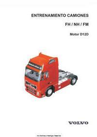 Volvo D12 - entrenamiento camiones manual p1