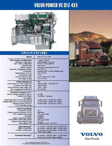 volvo d12 spec sheet p1