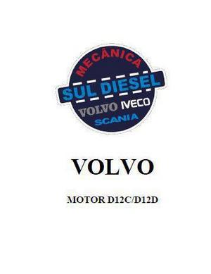 Manual de especificações Volvo D12C e D12D - p1