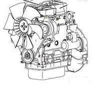Yanmar 3TN, 4TN engine specs and manuals